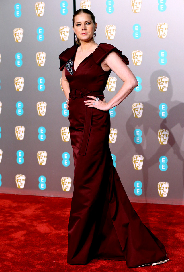 bafta-2019:-amy-adams
